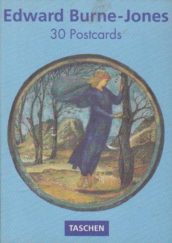9783822889190: Burne-Jones Postcard Book (PostcardBooks)