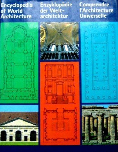 9783822889251: COMPRENDRE L'ARCHITECTURE UNIVERSELLE : ENCYCLOPEDIA OF WORLD ARCHITECTURE : ENZYKLOPADIE DER WELTARCHITEKTUR