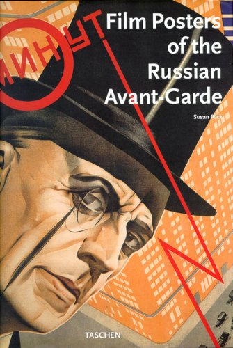 9783822889282: Film Posters of the Russian Avant-Garde