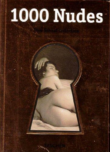 9783822889350: 1000 Nudes: Uwe Scheid Collection