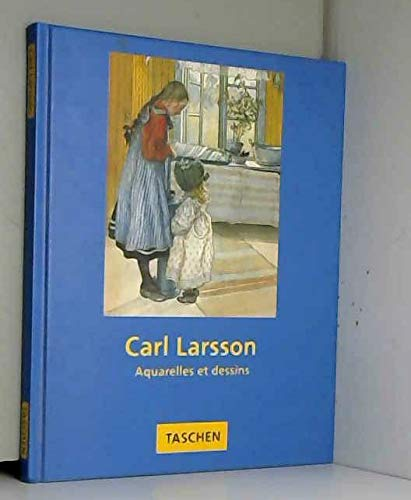 9783822889800: Carl Larsson; watercolours and drawings. With a text by Renate Puvogel.