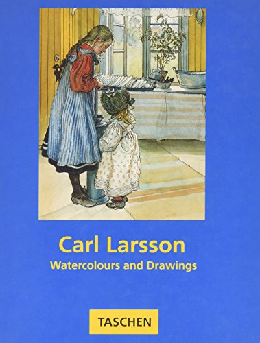 9783822890394: Carl Larsson: Watercolours and Drawings