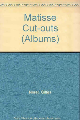 9783822890400: Henri Matisse: Cut-Outs