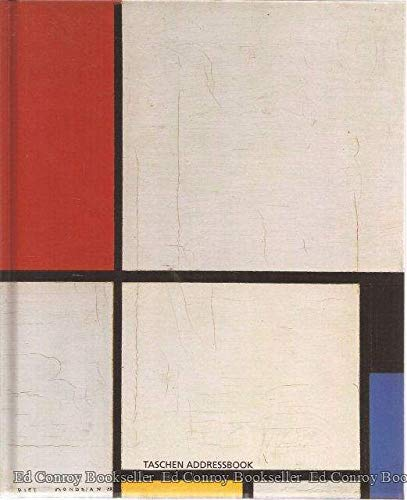 Mondrian-Address Book, Large (Taschen address books): Taschen Publishing