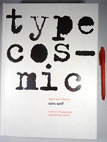 Cosmic Type 2 (Sans serif digital type collection)