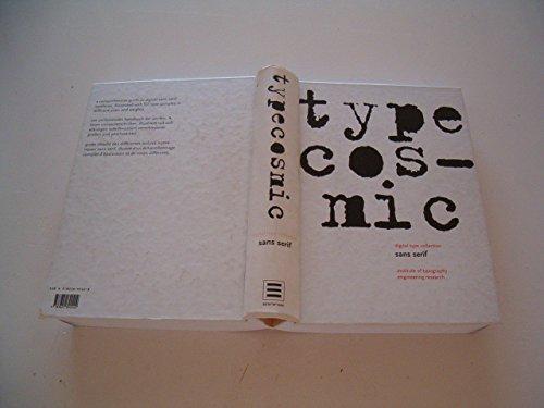 Type Cosmic: Sans Serif: evergreen