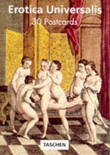 9783822892534: Erotica Universalis