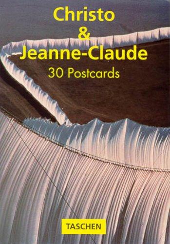 PostcardBook, Bd.68, Christo & Jeanne-Claude (PostcardBooks): Christo, Jeanne-Claude