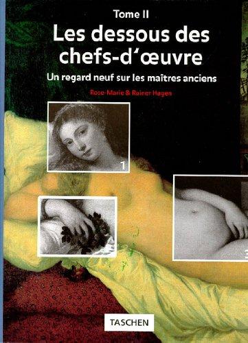 9783822892947: LES DESSOUS DES CHEFS-D'OEUVRE TOME 2