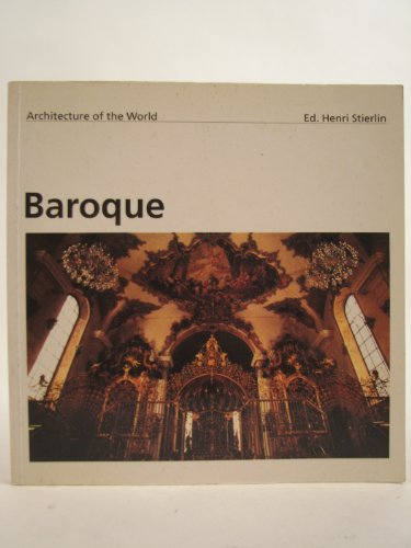 9783822893005: Baroque (Architecture of the World 1)