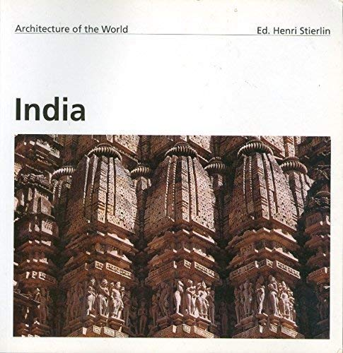 Architecture of the World: India (Evergreen Series): Volwahsen, Andreas