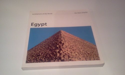 Egypt: Architecture of the World