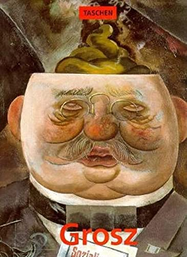 9783822893128: Grosz (Taschen Basic Art Series)
