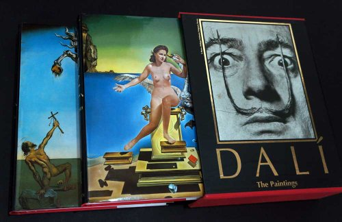 9783822893166: Salvador Dali 1904-1989 The Paintings (Two volume set)