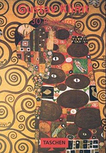 9783822893371: Klimt (30 cartes postales incluses)