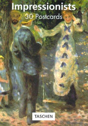 Impressionists (Posterbooks): Benedikt Taschen Verlag