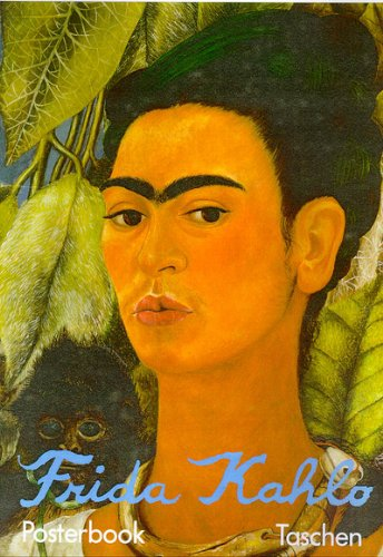 9783822893555: Kahlo Poster Book (Posterbooks)