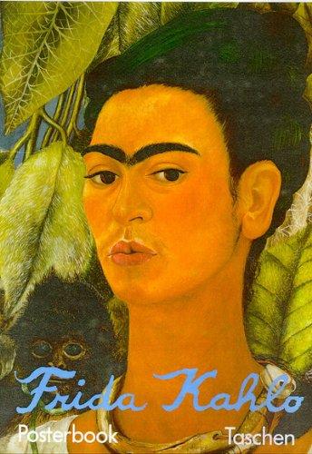 9783822893555: Kahlo (Posterbooks)
