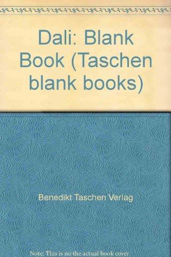 Dali-Blank Book (Big Series : Art): Benedikt Taschen Verlag