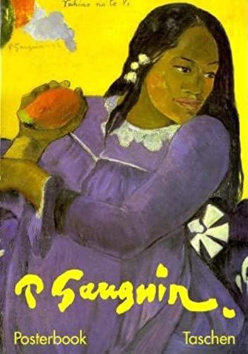 Gauguin Posterbook. Bildbeschreibung in englisch, deutsch und: Gauguin, Paul