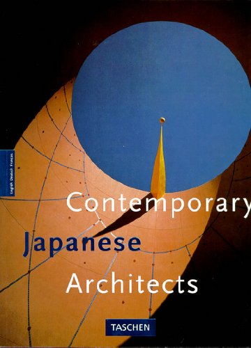Contemporary Japanese Architects (Big Series : Architecture and Design) (English, German and Fren...