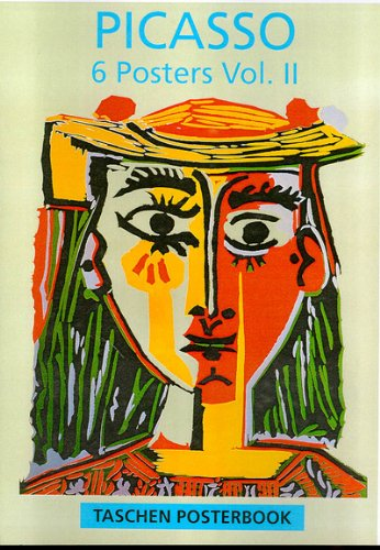 9783822894460: PABLO PICASSO -T2- -6 POSTERS-: v. 2 (Posterbooks)