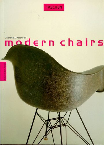 9783822894514: Modern Chairs (Big Series : Architecture and Design)