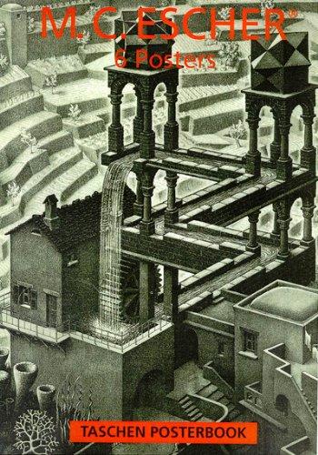 M.C. Escher (Posterbooks): Benedikt Taschen Verlag