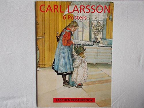 9783822894958: Carl Larsson Poster Book