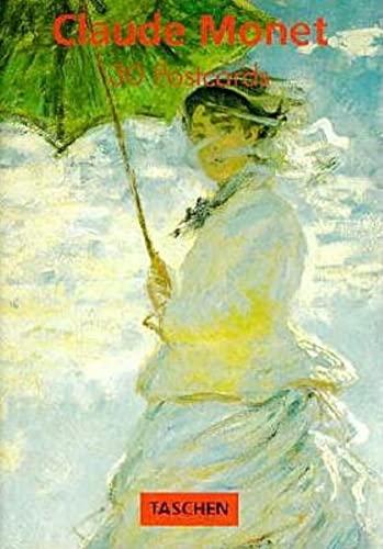 9783822895849: Monet Postcard Book