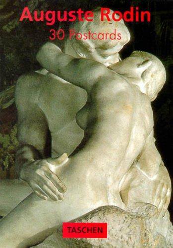 9783822895856: Auguste Rodin: 30 Postcards (Postcardbooks)