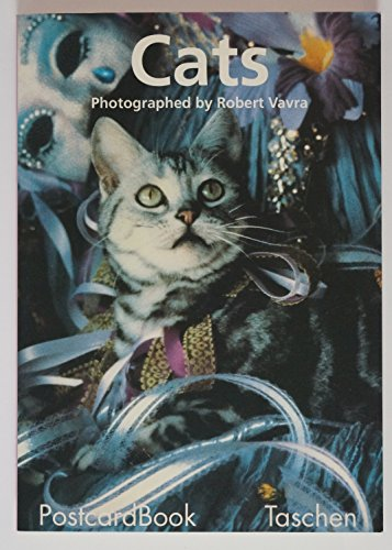Cats (PostcardBooks S) (3822895881) by Robert Vavra