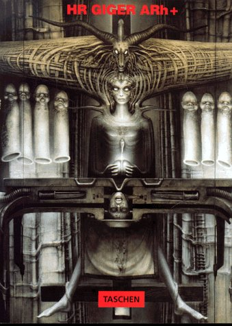 HR Giger ARh (German Edition) (3822896012) by H. R Giger