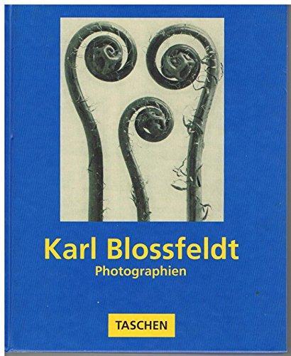 9783822896198: Karl Blossfeldt. Photographien 1865-1932