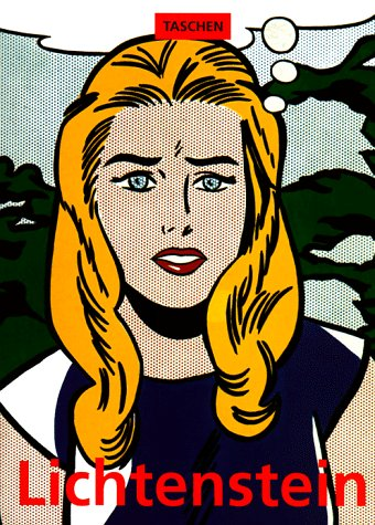 9783822896334: Lichtenstein: 1923-1997 (Basic Art)
