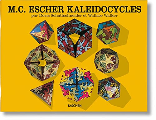 9783822896600: M.C. Escher: Kaleidocycles (Hors Collection)