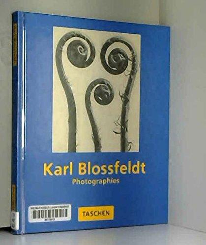 Karl Blossfeldt, Photographies, französ. Ausg.: Blossfeldt, Karl, Sachsse,