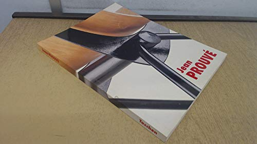 Jean Prouve: Furniture (English and German Edition): Taschen