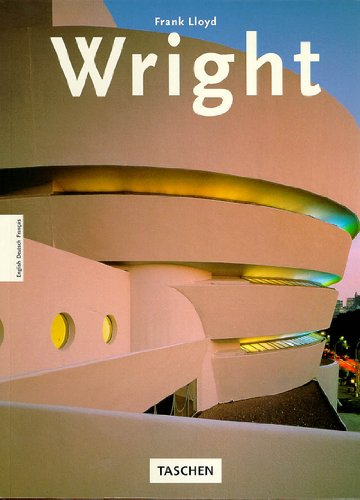 9783822897546: Frank Lloyd Wright (Big Series : Architecture and Design)