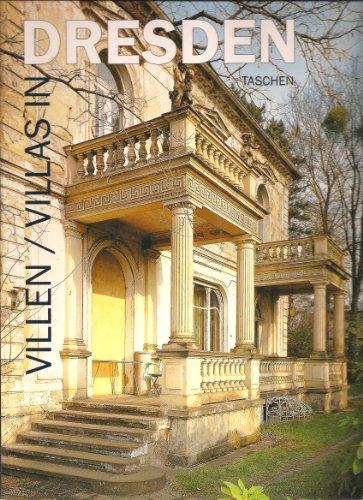 9783822897553: Villen Architektur / Villa Architecture in Dresden (English and German Edition)
