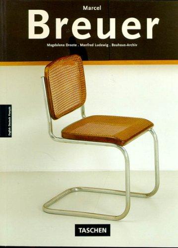 Marcel Breuer Design. In deutscher, englischer und: Breuer, Marcel