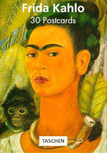 Frida Kahlo: 30 Postcards (Taschen Postcard Books): Frida Kahlo