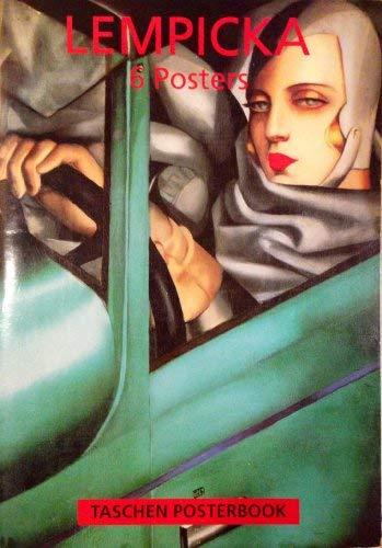 9783822897713: Lempicka Poster Book (Posterbooks)