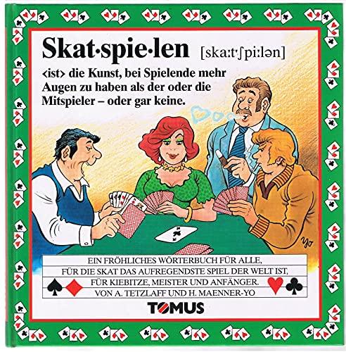 9783823101253: Skatspielen. Ein fröhliches Wörterbuch