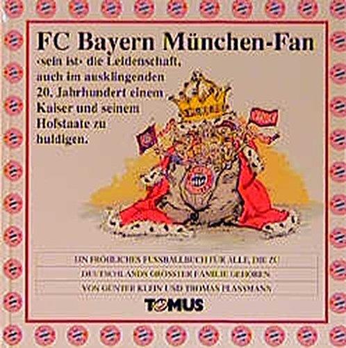 9783823111054: FC Bayern München-Fan