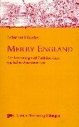 9783823352174: Merry England: Zur Bedeutung und Funktion eines englischen Autostereotyps