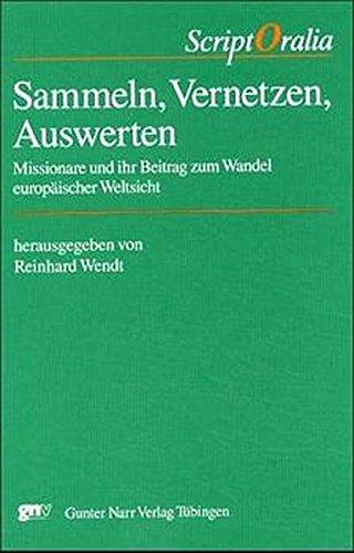 Sammeln, Vernetzen, Auswerten: Reinhardt Wendt