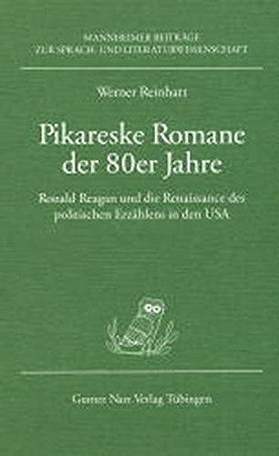 Pikareske Romane der 80er Jahre: Werner Reinhart