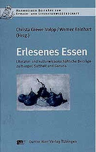 Erlesenes Essen: Christa Grewe-Volpp