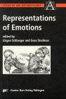 9783823357025: Representations of emotions (Literatur und Anthropologie)